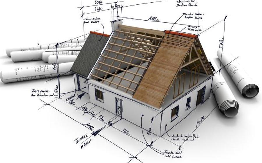Levantamiento arquitectónico