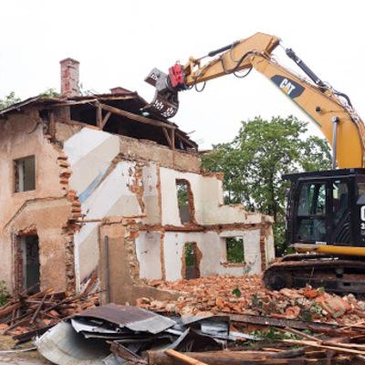 Proyecto de demolición