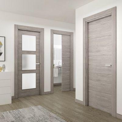 Puertas de aluminio para recámaras
