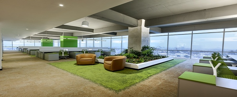 Remodelación de oficinas para la sustentabilidad