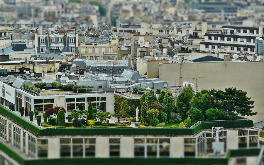 Impermeabilizar techos verdes