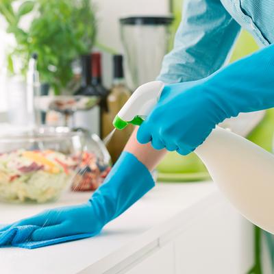 Sanitizar casas