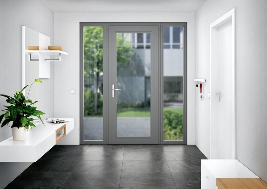 Sistemas de apertura para puertas de aluminio