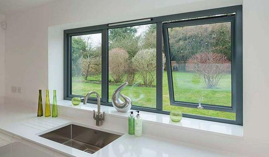 Sistemas de apertura para ventanas
