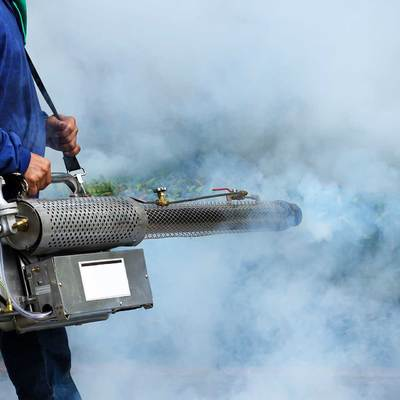 Técnicas de nebulización