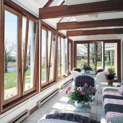 Limpieza de vidrios y ventanales