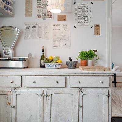 Estilo vintage en decoración de interiores