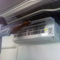 ararnque de equipos de aire acondicionado