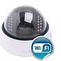Cámara Wifi tipo Domo con visión nocturna hasta 25 mts