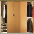 Closet 2.5 Largo (Versión zapatera) Vista completa