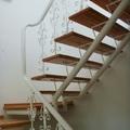 Colocación de escalera