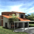 Construccion casa en Club de Golf San Gil