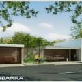 construcción de cochera y fachada