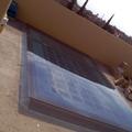 Domo de cristal templdo 10mm