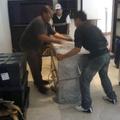 Empaque de mobiliario
