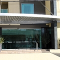 Entrada principal Hotel Ankara S.L.P.