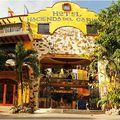 Hotel Hacienda del Caribe - Playa del Carmen - Fachada Principal