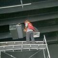 Instalación de ductos