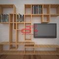 librero para sala de Tv