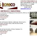 Obras Metálicas e Industriales