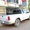 Pick-Up con estructura.