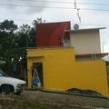 pintura en casa residencial