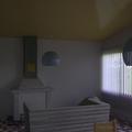Propuesta cabaña 2 habitaiones , Valle de Bravo