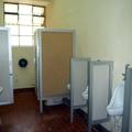 Sanitarios del Museo Nacional de San Carlos
