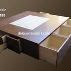 base para cama con cajones modelo beta