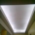plafon falso con luz indirecta