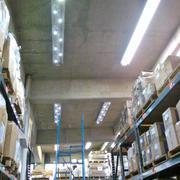 Cambio de luminarias fluorescentes por led