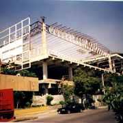 Construccion del Centro Fadisa
