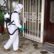 Desinfección y Control de plagas