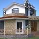 Fachada Casa Adrian