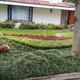 Jardin exterior casa Yautepec