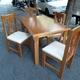 Antecomedor c/4 sillas