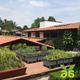 Roof garden modular