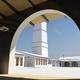 Patio interior Casa de la cultura de Paracho