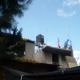 Calentador solar instalado