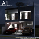 Render para presentación de proyecto arquitectónico