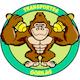 gorila vectorizado full_37047
