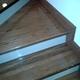 Huellas de escalera