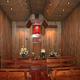 iluminacion de la capilla del santisimo parroquia anunciacion