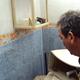 instalacion de muebles sanitarios  baños