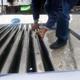 Instalación de tubos evacuados