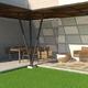 Pergola y remodelacion de patio