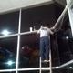 Limpieza de Courtain Wall (Cristal a 12mts de altura) #3