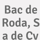 Logo Bac de Roda, S a de Cv_639