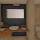 Baño de recamara 3 casa Tancitaro