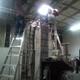 Colocación de charola y cableados